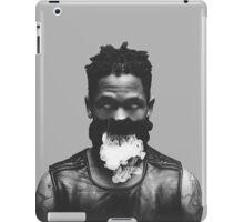 Travi$ Scott Smoke Photo iPad Case/Skin