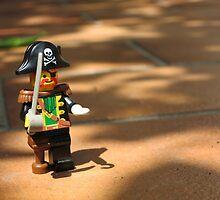 Captain Redbeard by IanMcGriffin