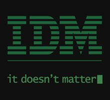 IDM - it doesn't matter by KariS