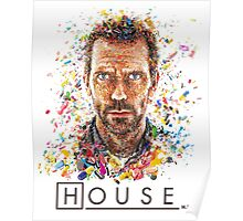 House MD - Pills  Poster