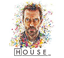 House MD - Pills  Photographic Print