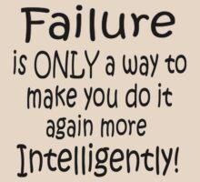 Failure....... by Donna Adamski