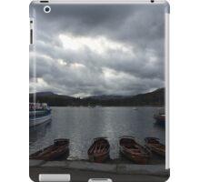 Take A Boat Across The Lake iPad Case/Skin