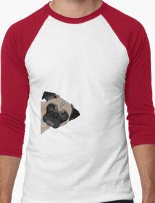Poppin' In Men's Baseball ¾ T-Shirt