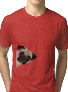 Poppin' In Tri-blend T-Shirt