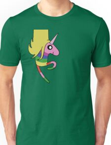 Adventure Time - Lady Rainicorn in Mint Unisex T-Shirt