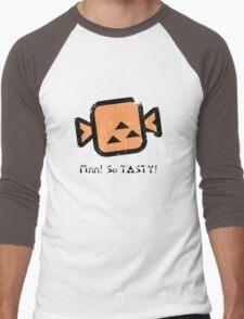 Monster Hunter - Mmm! So Tasty!  Men's Baseball ¾ T-Shirt