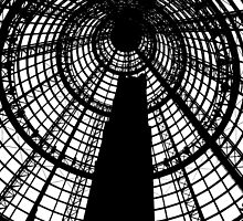 Melbourne Shot Tower by Martin Canning