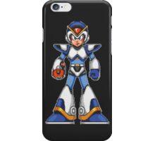 Mega Man X - Light Armor iPhone Case/Skin