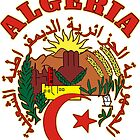 Algeria Coat of Arms by ukedward
