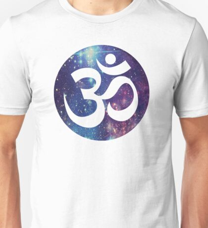 Starry Om  Unisex T-Shirt