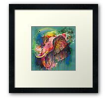 A Call from Nature Framed Print