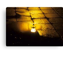 Night after the Rain Canvas Print