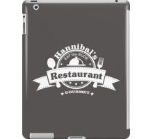 Hannibal Restaurant iPad Case/Skin