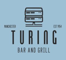 Turing Bar & Grill Kids Clothes