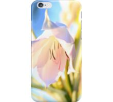 As soft and gentle as a sigh iPhone Case/Skin