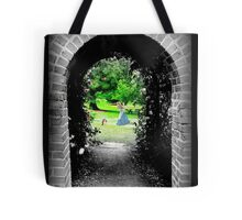 Through to Wonderland Tote Bag