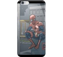 Night time Spidey iPhone Case/Skin