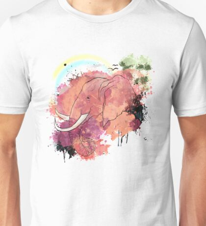 A Call from Nature II Unisex T-Shirt