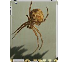 #WHO AM I ? iPad Case/Skin
