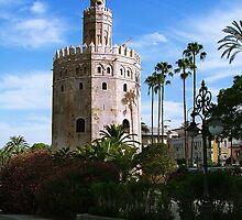 Torre de Oro by Michael Gold