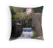 Cheddar, England Throw Pillow