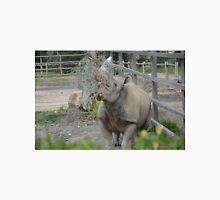 Black Rhinoceros. Unisex T-Shirt