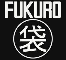 FUKURO (White) by Greytel
