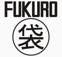 FUKURO (Black) by Greytel