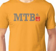 Mountain Bike T-Shirt - Trans Pennine Trail - East Peak Apparel Unisex T-Shirt
