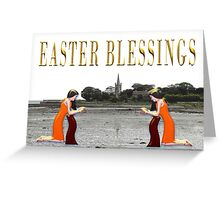 EASTER 21 Greeting Card
