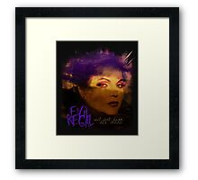 Evil Regal Framed Print