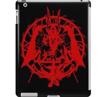 Samael (Red) iPad Case/Skin