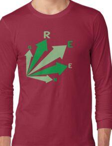 go GREEN! Long Sleeve T-Shirt