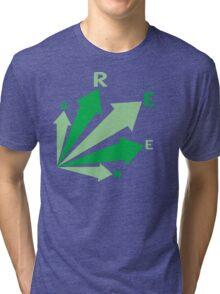 go GREEN! Tri-blend T-Shirt