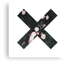 Pale Rose XX Cover Canvas Print