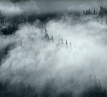 Mountain Mystery by DawsonImages