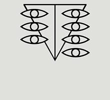 Seele Eyes (Black) Unisex T-Shirt