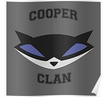 Cooper Clan (Sly Cooper) Poster