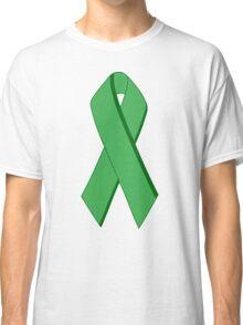 ecoecho ribbon Classic T-Shirt