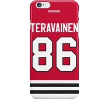 Chicago Blackhawks Teuvo Teräväinen Jersey Back Phone Case iPhone Case/Skin