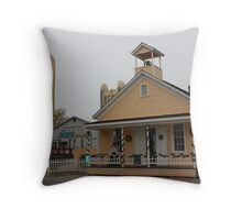 Today's Gone Old School Throw Pillow