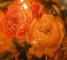 Detail from a circa 1882 Weller Vase by lindybird