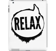 Relax iPad Case/Skin