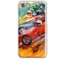 Formula 1 Madness iPhone Case/Skin