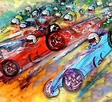 Formula 1 Madness by Goodaboom