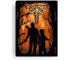 For Our Survival. Canvas Print