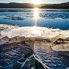 Semerwater Lake by Robert  Taylor