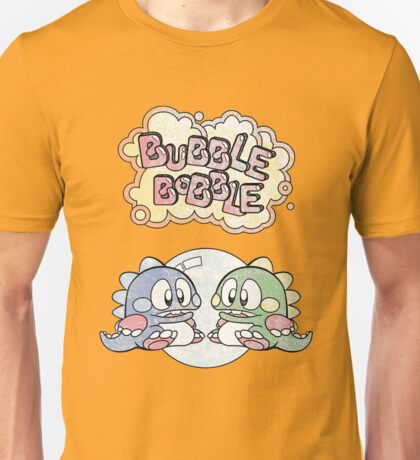 Two Little Dragons Unisex T-Shirt