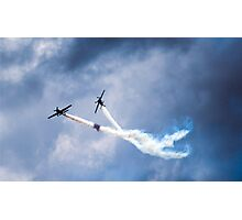 Aero Flight Fight Photographic Print